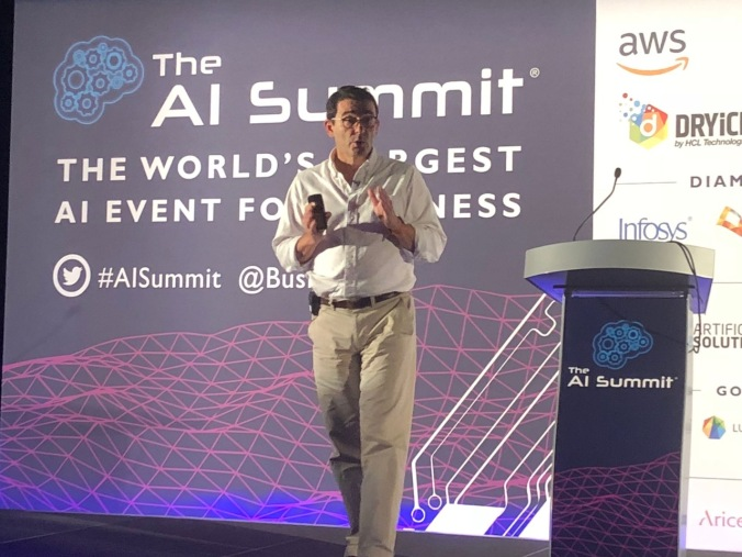 AI Summit London 2018